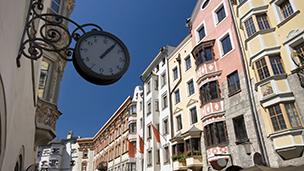 Austria - Liczba hoteli Innsbruck