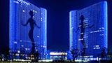 Chiny - Liczba hoteli Wuxi