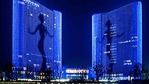 Kina - Hotell Wuxi