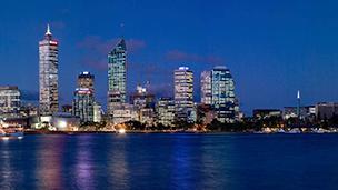 Australien - Hotell The Vines