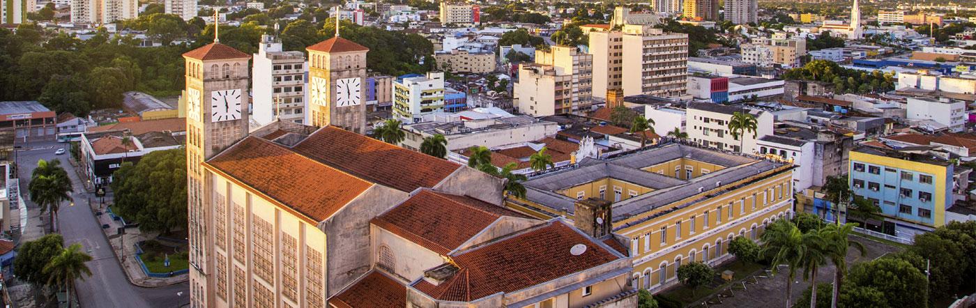 Brasilien - Hotell Campo Grande