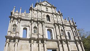 Chiny - Liczba hoteli Macau
