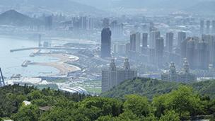 Kina - Hotell Dalian
