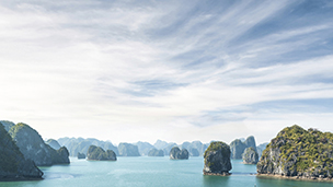 Vietnam - Hoteles Ha Long City