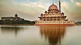 Malaysia - Hotell Putrajaya