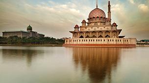 Malaysia - Hotéis Putrajaya