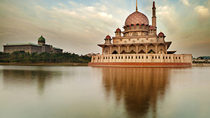 Malezja - Liczba hoteli Putrajaya