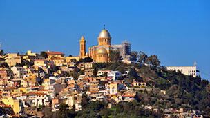 Алжир - отелей Баб Эззуар