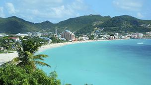 Saint Martin - Hotel Nettle Bay