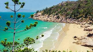 Australia - Liczba hoteli Magnetic Island Nelly Bay