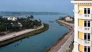 Wietnam - Liczba hoteli Hoi An