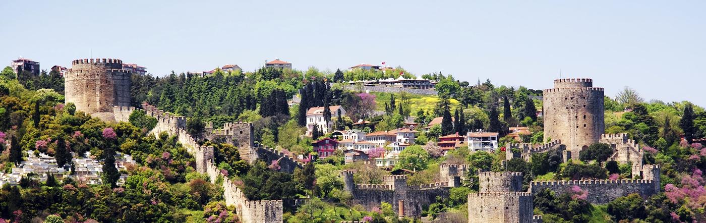 Turkiet - Hotell Istanbul