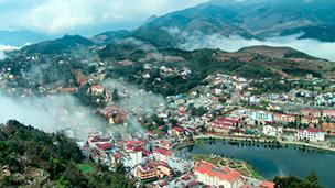 Vietnam - Hotell Da Nang