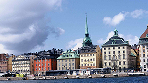 İsveç - Solna Oteller