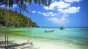 タイ - チャン島 ホテル