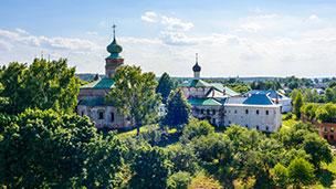 Rússia - Hotéis Yaroslavl