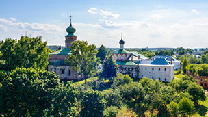 Russland - Jaroslawl Hotels