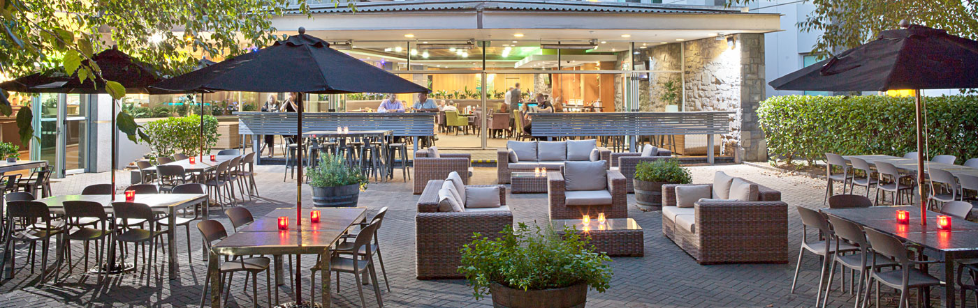 Nya Zeeland - Hotell Ellerslie