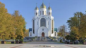 Rússia - Hotéis Caliningrado