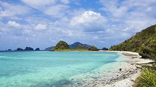 Japonia - Liczba hoteli Okinawa