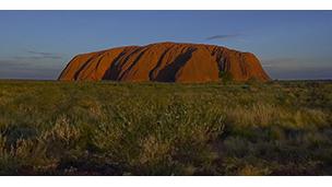 Australien - Hotell Uluru