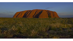 Australia - Hoteles Ayers Rock