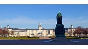 Niemcy - Liczba hoteli Karlsruhe