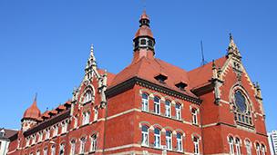 Polônia - Hotéis Katowice