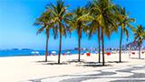 Brasilien - Copacabana Hotels