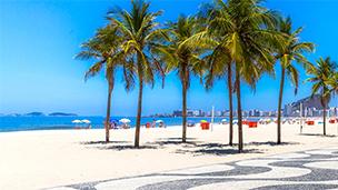 Brazil - Copacabana hotels