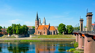 Lituânia - Hotéis Kaunas