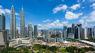 Malezja - Liczba hoteli Cheras