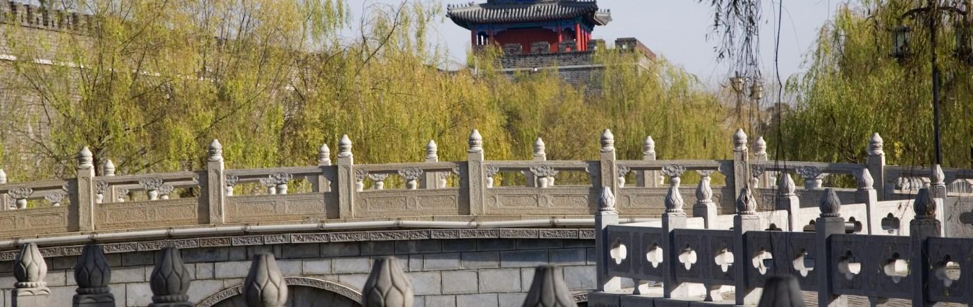 Chiny - Liczba hoteli Rizhao