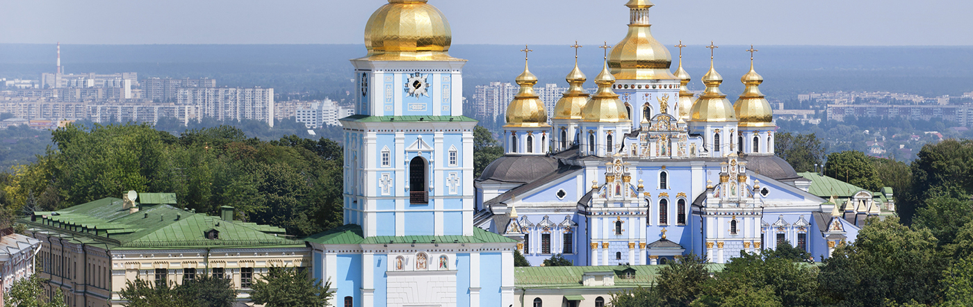 Ukrayna - Kiev Oteller
