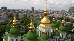 Ucrania - Hoteles Kiev