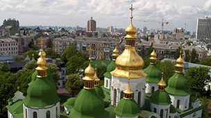Ukraine - Hôtels Kiev