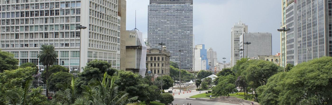 ブラジル - セルタンジーニョ ホテル