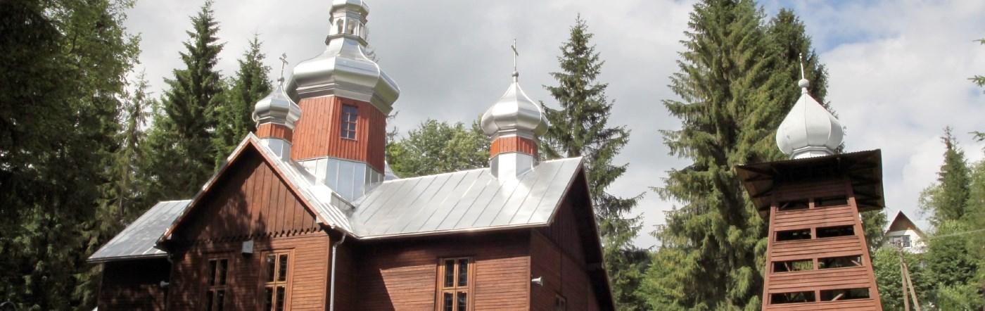 Polen - Hotell Krynica-Zdrój