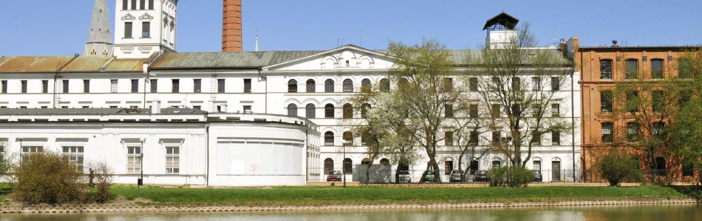Polonia - Hoteles Piotrkow Trybunalski