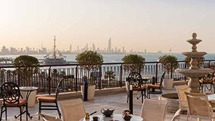 Kuwait - Hotell Salmiya