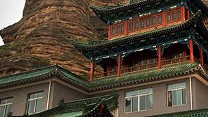 Kina - Hotell Lanzhou