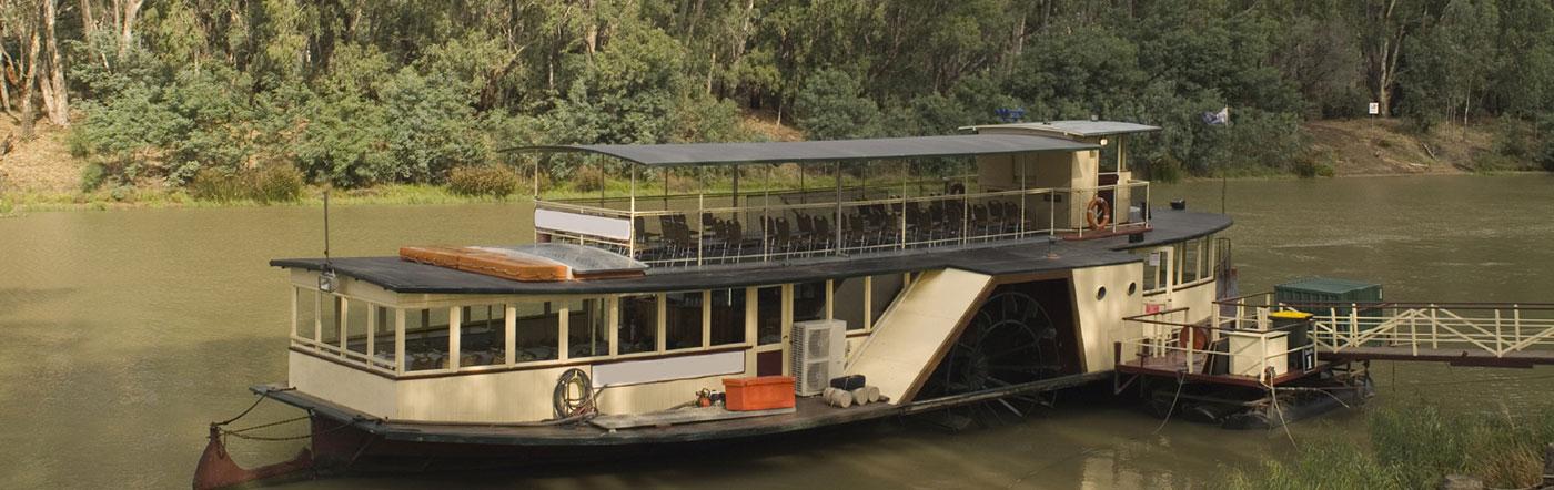 Australia - Echuca hotels