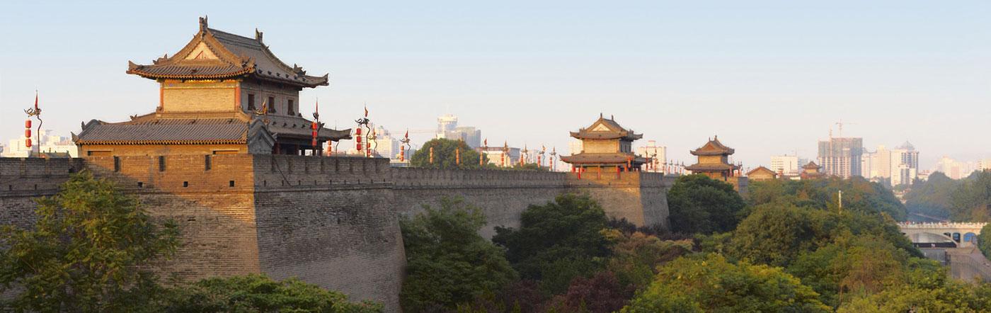 Chine - Hôtels Xinzhou