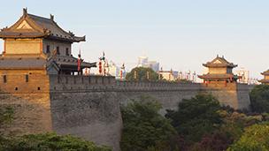 Chiny - Liczba hoteli Xinzhou