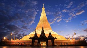 Burma - Hotell Naypyidaw