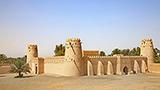 Zjednoczone Emiraty Arabskie - Liczba hoteli Fudżajra