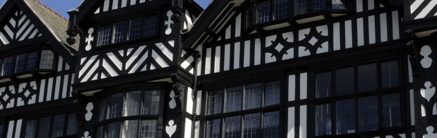 Storbritannien - Hotell Knutsford