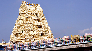 Indie - Liczba hoteli Ćennaj