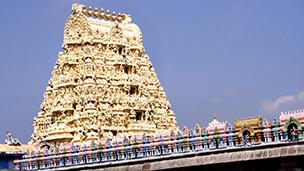 Indien - Hotell Chennai