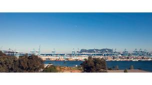 Hiszpania - Liczba hoteli Algeciras